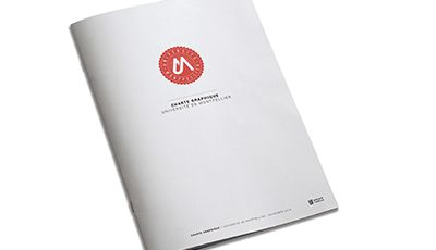 Université de Montpellier charte graphique
