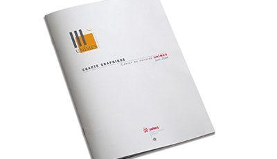 Université de Nîmes charte graphique
