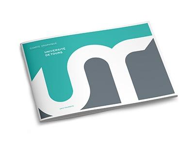 Université de Tours charte graphique
