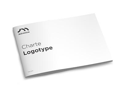 Université Jean Moulin Lyon 3 charte logotype