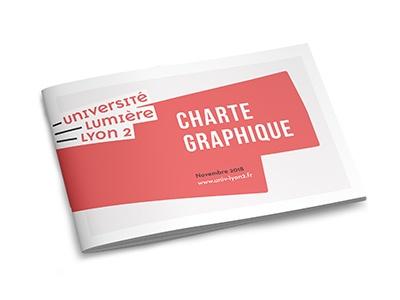 Université Lumière Lyon 2 charte graphique