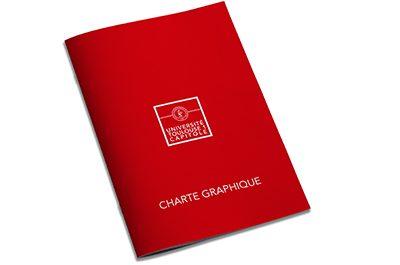 Université Toulouse 1 Capitole charte graphique