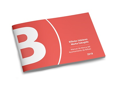 Ayuntamiento de Bilbao manual de marca