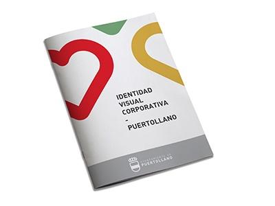 Ayuntamiento de Puertollano identidad visual corporativa