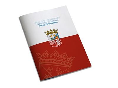 Ayuntamiento de Salamanca manual de marca