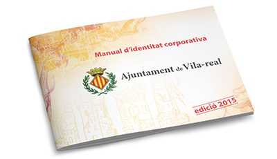 Ajuntament de Vila-real identitat corporativa