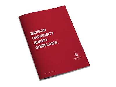 Bangor University brand guidelines
