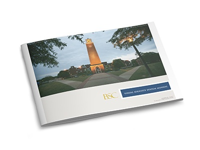 Birmingham-Southern College visual identity
