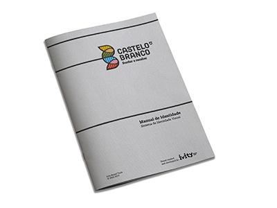 Município de Castelo Branco manual de identidade