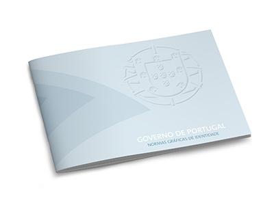 Governo de Portugal - República Portuguesa normas gráficas de identidade