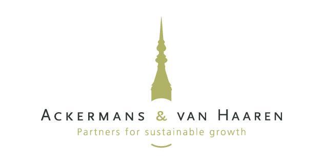 logo vector Ackermans & van Haaren