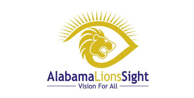 logo vector Alabama Lions Sight Association