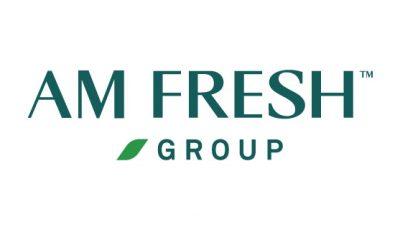 logo vector AM FRESH Group