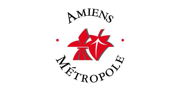 logo vector Ville d'Amiens - Amiens Métropole
