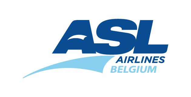 logo vector ASL Airlines Belgium