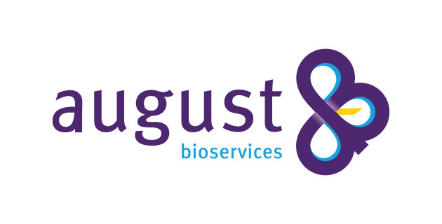 logo vector August Bioservices