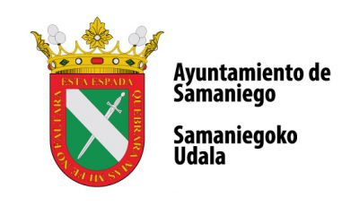 logo vector Ayuntamiento de Samaniego