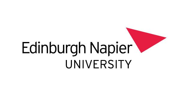logo vector Edinburgh Napier University