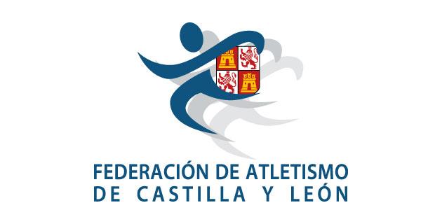 logo vector Federación de Atletismo de Castilla y León