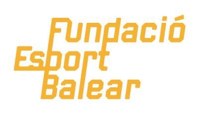 logo vector Fundació per a l'Esport Balear