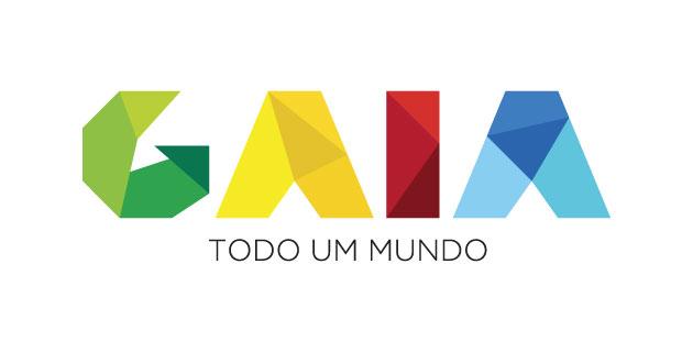 logo vector Gaia Todo Um Mundo