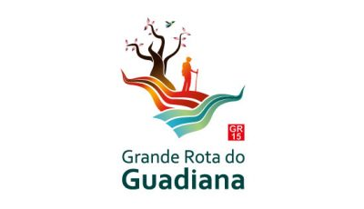 logo vector Grande Rota do Guadiana