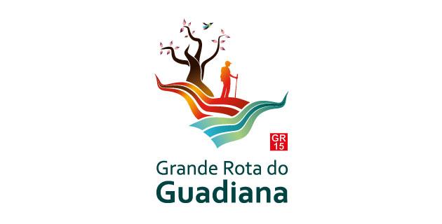 logo vector Grande Rota do Guadiana