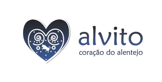 logo vector Município de Alvito