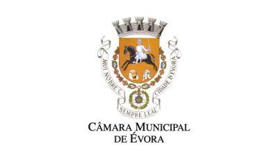 logo vector Município de Évora
