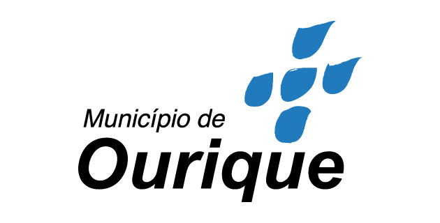 logo vector Município de Ourique