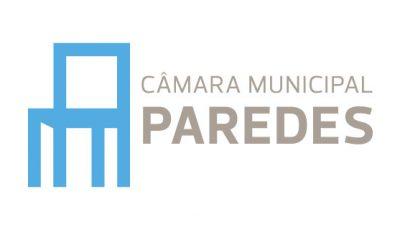 logo vector Município de Paredes