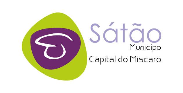 logo vector Município de Sátão