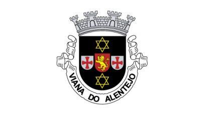 logo vector Município de Viana do Alentejo