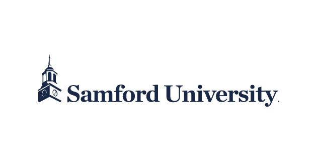 logo vector Samford University
