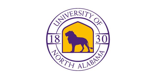 logo vector University of North Alabama