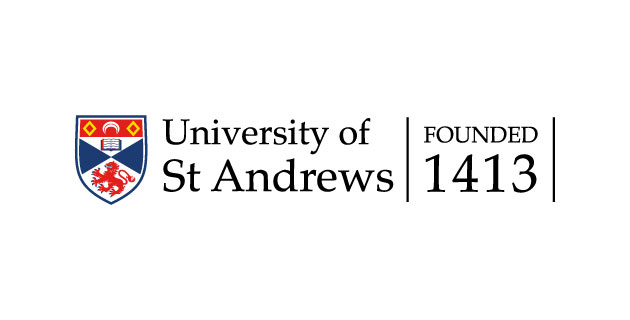 logo vector University of St Andrews