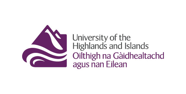 logo vector University of the Highlands and Islands