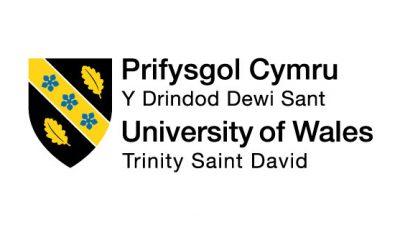 logo vector University of Wales Trinity Saint David