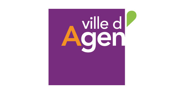 logo vector Ville d'Agen
