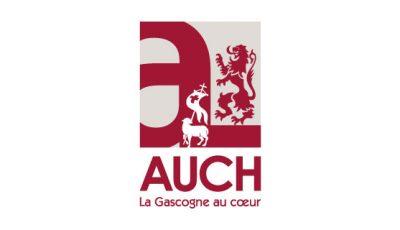 logo vector Ville d'Auch