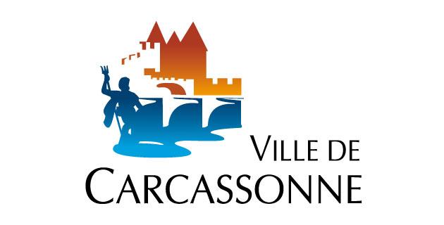logo vector Ville de Carcasonne
