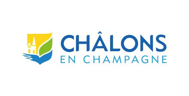 logo vector Ville de Châlons-en-Champagne
