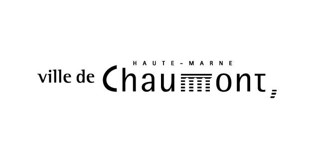 logo vector Ville de Chaumont