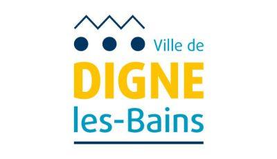 logo vector Ville de Digne-les-Bains