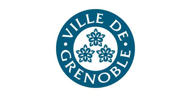 logo vector Ville de Grenoble