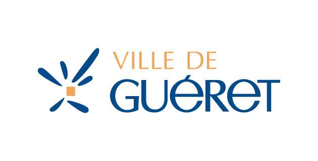 logo vector Ville de Guéret