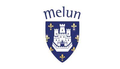 logo vector Ville de Melun