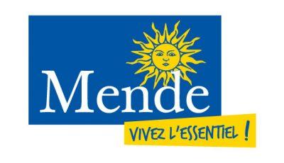 logo vector Ville de Mende