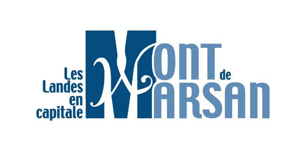 logo vector Ville de Mont de Marsan