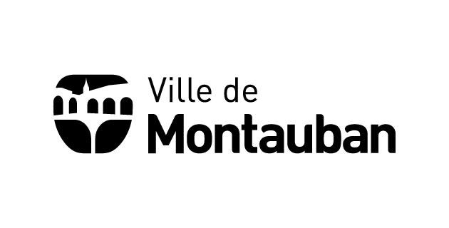 logo vector Ville de Montauban